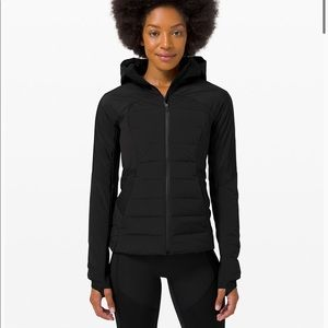 NWT Lululemon Down for it all Jacket $198-Size 6